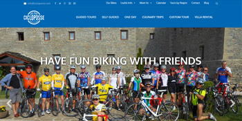 Cicloposse Website