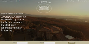 Le Ragnaie Website