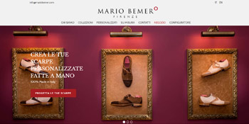 Mario Bemer Website