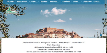 Proloco Chianciano Terme Website