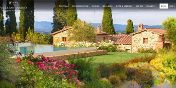 Relais San Sanino Website